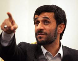 Le pouvoir Iranien défie l'occident