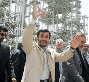 Iran : Ahmadinejad défie le Conseil de sécurité