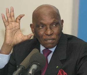 Sahara : Abdoulaye Wade réitère le soutien de son pays au Maroc