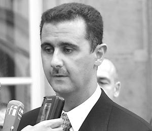 Proche-Orient : Bachar El Assad, entre le marteau et l'enclume