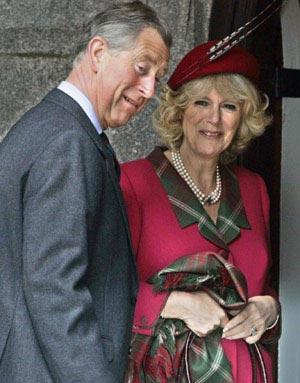 Le prince Charles réalise son rêve