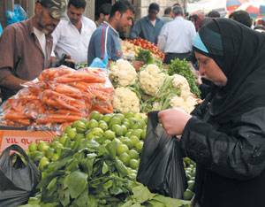 Reportage : Le coût de la vie en hausse en Palestine
