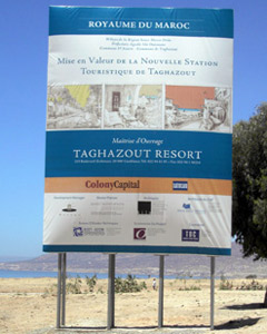 Taghazout Resort augmente son capital
