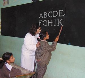 Projet PREF : Pour la mise à niveau pédagogique des professeurs de français