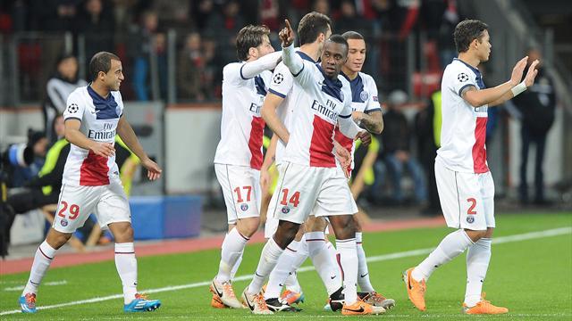 Ligue des champions : Le PSG écarte Leverkusen et se qualifie pour les quarts