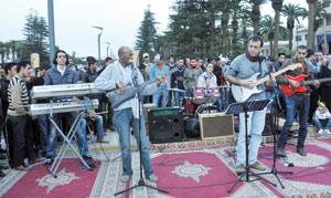 Première édition de Mohammedi'Art : les acteurs culturels et associatifs investissent l'espace vert
