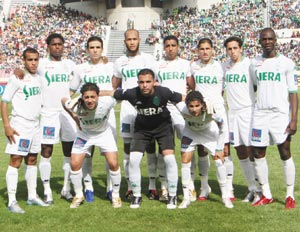 Trois clubs marocains dans la CAF