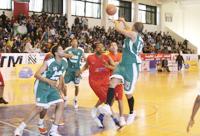 Basket-ball : l'ASS et l'IRT en tête