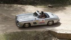 Rallye «Classic» 2006 : étape accueillante à Safi