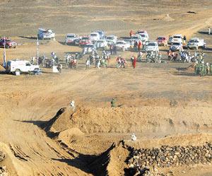 Le rallye Dakar fait confiance au Maroc