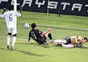 Le Real traîne son spleen en Liga