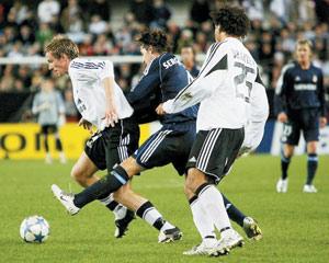 Real : Capello menacé de perdre sa place