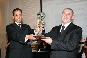 RADEEMA, Trophée  «Management environnemental»