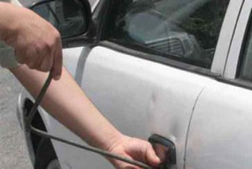 Voleurs de voitures sous les verrous