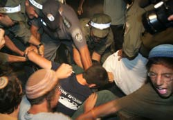 P-O : Gaza sous haute tension