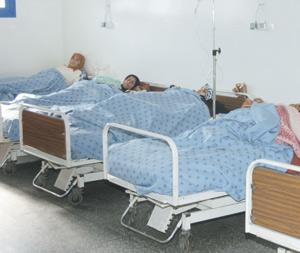 AMO : les hôpitaux publics en lice