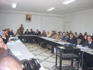 Oujda : La concertation dans le développement local