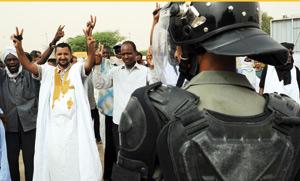 Mauritanie : sit-in de protestation contre l'arabisation