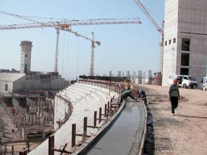 Infrastructures : Le nouveau stade d'Agadir sera fin prêt en 2010
