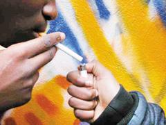 La consommation du tabac augmente de 22%