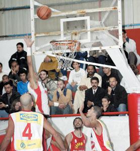 Basket : Fès prend les commandes