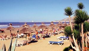 Agadir : forte croissance de l'activité touristique