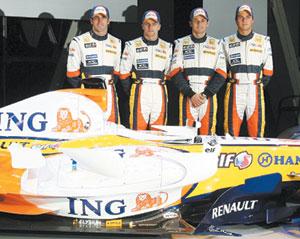 Renault R27 : celle qui devra gagner sans Alonso