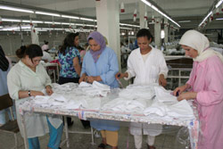 Industrie : Le Textile chinois plus conquérant que jamais