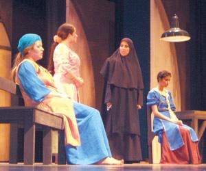 Le Maroc à l'heure du théâtre