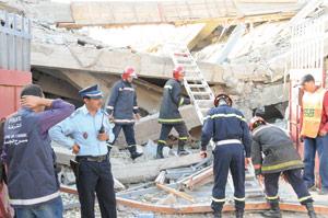 Drame à Sidi Maârouf : Un mort et vingt-huit blessés dans l'effondrement du plafond d'une usine