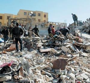 Algérie : Séisme de Boumerdès, quatre ans après