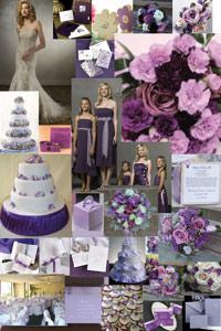 Le violet revient en force