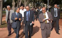 Casablanca : Sajid réhabilite les jardins
