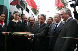 Transport : M'dina Bus : des bus neufs pour Casablanca
