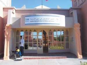 Ouarzazate : Les jeunes se forment aux métiers du cinéma