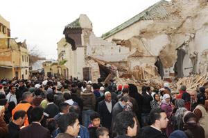 Fermeture totale de 1.256 mosquées