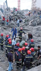 Le promoteur de l'immeuble effondré à Kénitra écope de trois ans de prison ferme