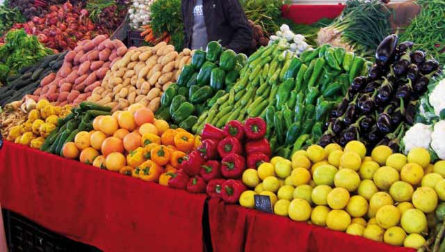 Marquant une évolution négative de 8% à fin janvier 2013 : Les prix des légumes reviennent à la normale
