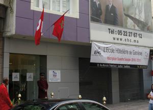École hôtelière de Casablanca : Yassir Zenagui soutient l'investissement privé en formation