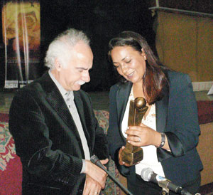 Grand hommage au poète Abdellatif Laâbi