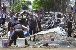 Attentats de Bali : l'enquête piétine