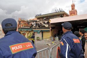 Attentat de Marrakech : La théorie du complot