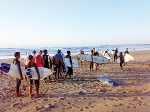 Surf, la nouvelle vague des Marocains