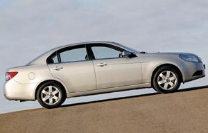 Chevrolet Epica : Un argument de taille