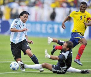 Ça se complique pour l'Argentine, le Brésil se rapproche