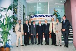 Chronopost s'installe à Marrakech