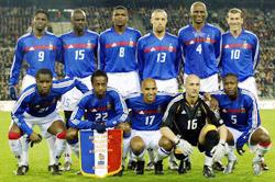 Année 2005 : les Bleus sauvés par Zidane