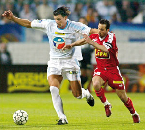Marseille en finale