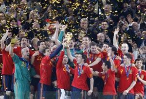 Mondial-2014 – Qualifications : L'Espagne hérite d'une épine dans le pied