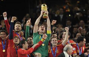 Liga 2010-2011 : bienvenue chez les champions du monde !